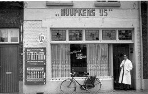 Oud Huupkens pand op de Biest
